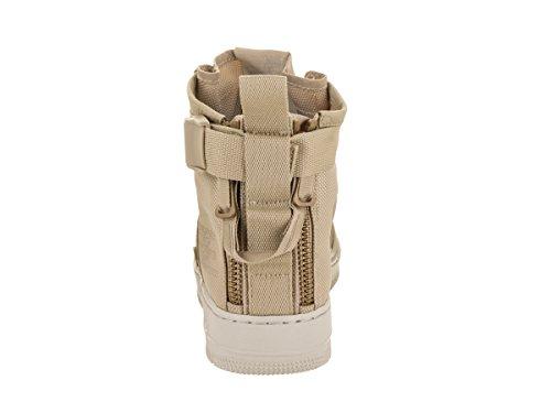 101 Wmns 1 E Bianco Force In Scarpe Tessuto Uomo Mushroom Sf Mid Light Air mushrooom 917753 Pelle Bone Nike wE6RYqx