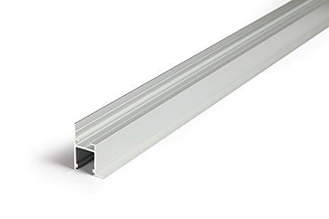Alumino Profilo Per Cartongesso Zihl Anodizzato Alluminio