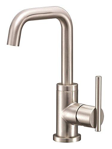 (Danze D230558BN Parma Trim Line Single Handle Lavatory Faucet, Brushed Nickel)