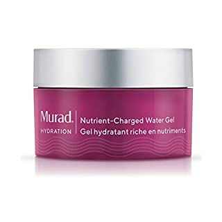 Murad Hydration Nutrient-Charged Water Gel - Hydrating Face Moisturizer - Gel Moisturizer for Face with Minerals, Vitamins and Peptides, 1.7 Fl Oz