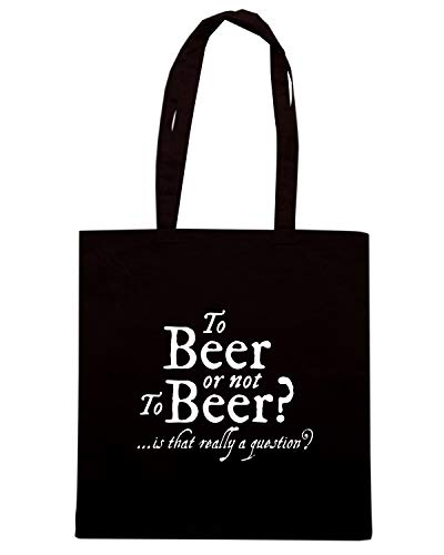 NOT BEER0138 TO TO BEER Nera BEER Borsa OR Shopper gwqBYY