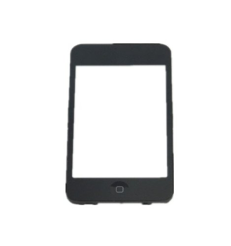 For iPod Touch 3rd Gen 3G Digitizer Touch glass Screen with mid Frame backspace
