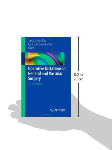 Operative Dictations in General and Vascular Surgery (Operative Dictations Made Simple)