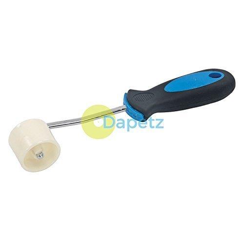 Dapetz ® Expert Seam Roller 50mm Wallpaper Smoothing Decorating DIY Soft Grip