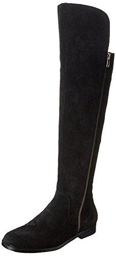 Corso Como Women's Montana Riding Boot, Black, Size 5.0