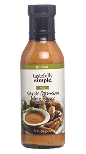 Tastefully Simple Garlic Parmesan Wing Sauce