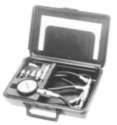 Injection Fuel K-jetronic (Tool Aid 33865 C.I.S. K-Jetronic Fuel Injection Tester with Case)