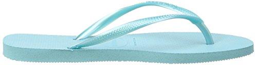 Havaianas Tongs 0642 Bleu Fille Slim 6ZqxAUr6