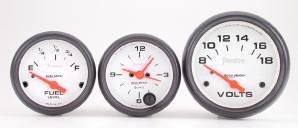 Autometer 5891 2-5/8'' VOLTMETER, 8-18V, SSE, PHANTOM