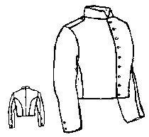 - Military Shell Jacket Pattern - Large (46-50