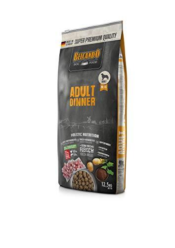 Belcando Adult Dinner [12,5 kg] Hundefutter   Trockenfutter für Hunde   Alleinfuttermittel für ausgewachsene Hunde Aller…