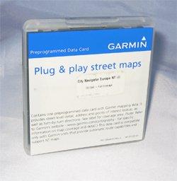 Garmin City Navigator Europe NT 2009 SD Nuvi 200 200W 205 205W 250 250W 255 255W 260 260W 265T 265W 265WT 270 275T 300 310 350 360 370 5000 500 - Streetpilot Garmin C320