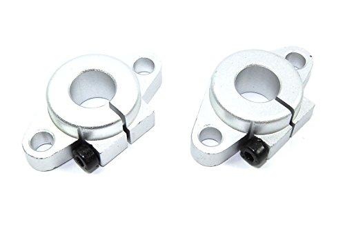 2x SHF12Linear Schaft unterstützt 12mm CNC 3D-Druck REP Kugellager
