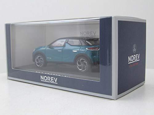 Norev 170021 DS3 Crossback 2019 Bleu ET Toit Noir 1//43