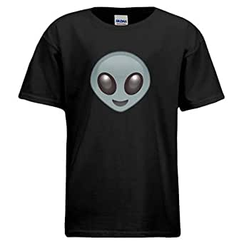 teedesign Black Round Neck T-Shirt For Boys