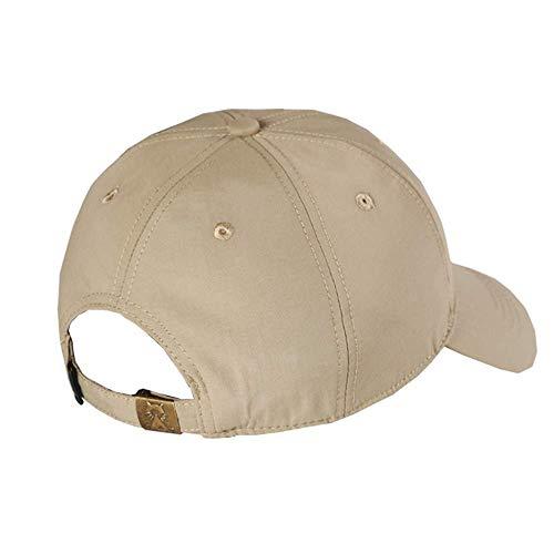 WANGQW Sombrero para Aire De Libre Hombres Béisbol Cap Protección Secado De Al Rápido Gorra Solar rnTaqr