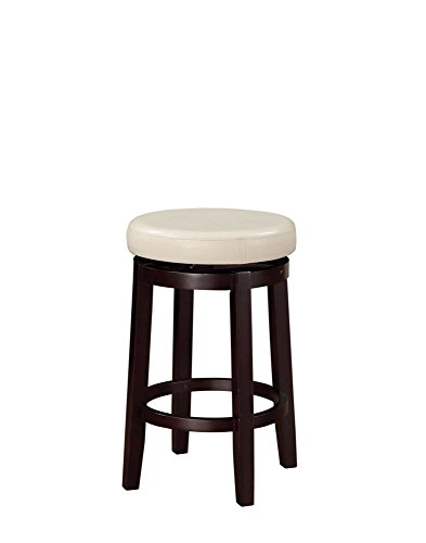 Linon 98352KRIC-01-KD Maya Counter Stool, 24