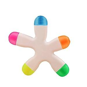 BAIYUN Marker-Fluorescent Board Pen Coral Fluorescence