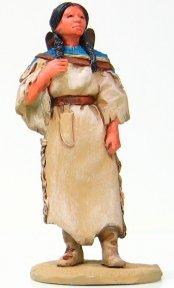 Del Prado FWE043 Cherokee Indian Woman