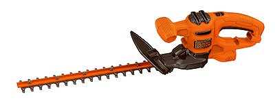 BLACK+DECKER BEHT100 Electric Hedge Timmer, Dual Action, 16-In.