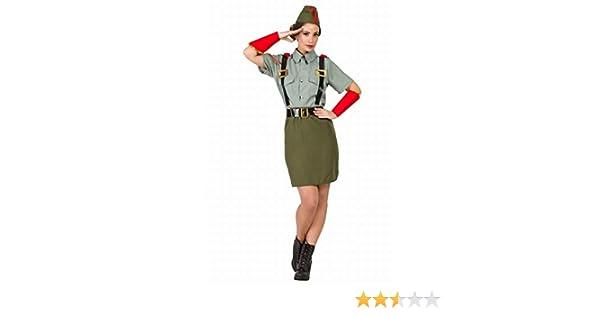Disfraz de Legionaria M-L: Amazon.es: Juguetes y juegos