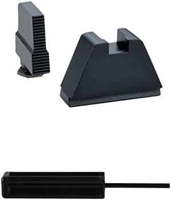 AmeriGlo GL-507 Glock 17-41 Needing Taller Rear .507