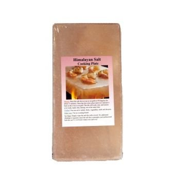 Himalayan Salt Cooking Tray 8x4x1 by Quotech (Image #1)