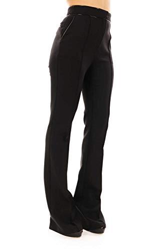 Franchi Para Mujer Elisabetta Negro Pantalón Sqdnw17