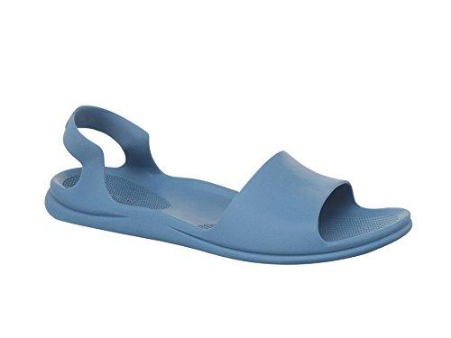 senza cinturini Sandali in uomo Italy Made donna per e Blipers Oceano 4qpgx