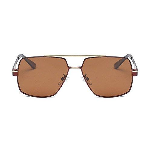 de Sol Regalos Hombres de la Gafas polarizadas galjanoplastia Sol de Gafas de Axiba Colores de Sol Rana C de Dos creativos Gafas UEqzwWHYW