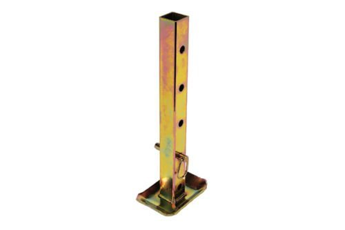 Bulldog Jack Accessories Drop Leg, 3500-Pound Capacity Square Tube ()
