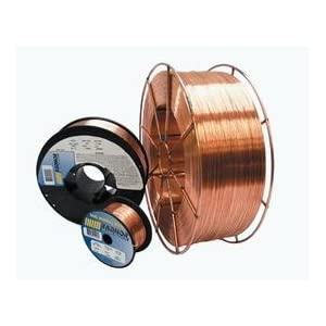 Radnor Wire Mig Er70S-6 .035″ P/3 S-6 Plastic Copper-Coated Carbon Steel -1 Spool of 11Lbs