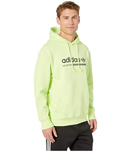 nice cheap best place meet adidas Originals Men's Kaval Graphic Hoodie Semi Frozen ...
