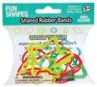 30 Packs (12/pk) of Colorful Fun Shapes by Samorthatrade (Image #1)