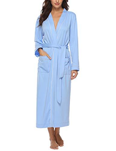 extra long bathrobes for women - 4