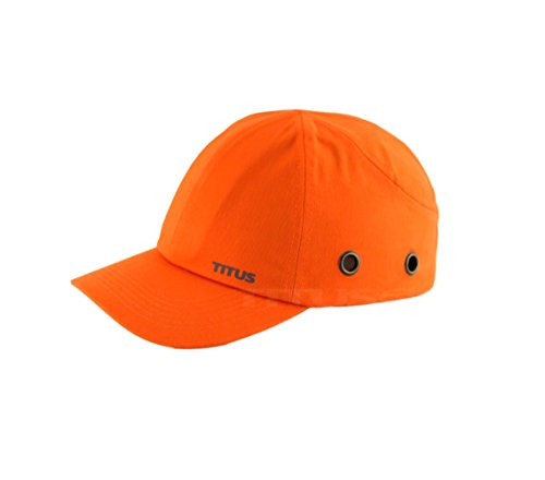 titus-lightweight-safety-bump-cap-baseball-style-protective-hat-blaze-orange