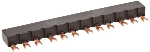 Modular Starter (Siemens 3RV19 15-1CB Three Phase Busbar, 4 Possible Compact Starter and MSP Connections, 45mm Modular Spacing, 63A Rated Current, S0 Motor Starter Protector Size)