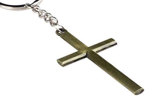 Details about  /Jesus Keychains Set 4 Colors Religious Keychains Pack of 4