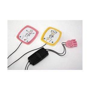 【小児用 交換用】 フィジオコントロール ライフパック CR Plus 交換用 小児用電極 B017FCDCBE