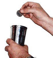 Miser's Cup – Break Out of the Ordinary and Reward Yourself with a Beautiful Prop and a Fascinating Magic Trick
