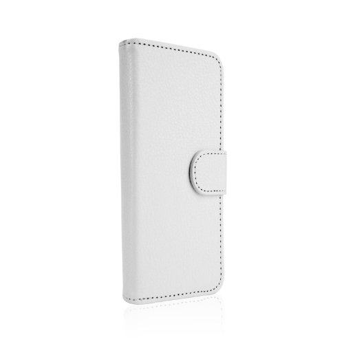 Xqisit 15095 Apple Slim Wallet weiss