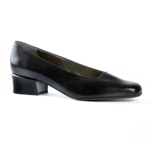 Van Dal - Zapatos de vestir de cuero para mujer negro negro