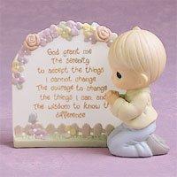 Serenity Prayer Boy Precious Moments 530700