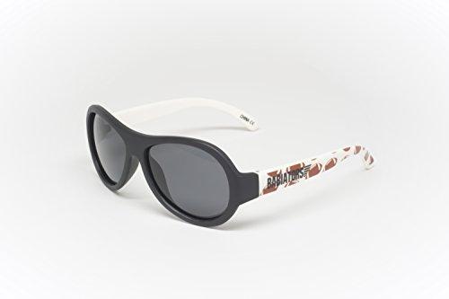 Babiators Infant, Toddler, Kids Aviator Sunglasses - 100% UV Protective - Game Day - 0-3yrs