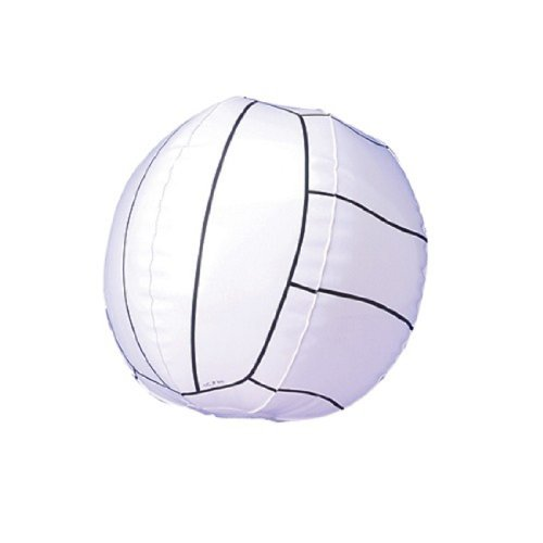 Dozen Inflatable Volleyball Style Beach