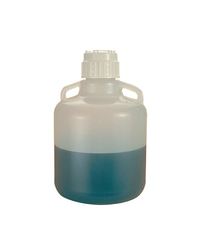 (Nalgene Polypropylene Carboys with Handles Autoclavable, 10 Liters Capacity )