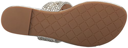 Badgley Mischka Women's Trent Dress Sandal Silver GQcMtDO