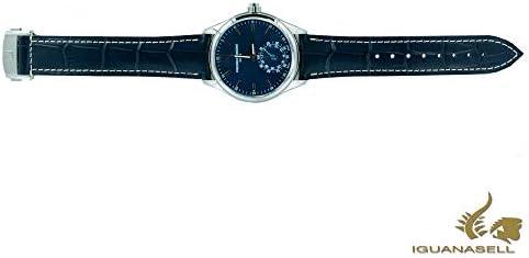 Frederique Constant Horological Smartwatch, Bleu, GMT, Alarme, FC-285NS5B6