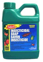Safer's Insecticidal Soap: 500mL (Insect Soap Concentrate)