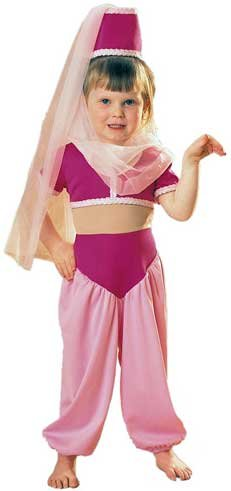I Dream Of Jeannie Costume - (I Dream Of Jeannie Child Costumes)